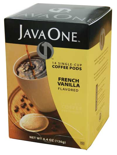 French Vanilla From Java One
