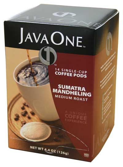 Sumatra Mandheling From Java One