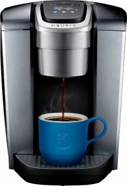 Home K-Cup Brewer (K- Elite Silver) From Keurig