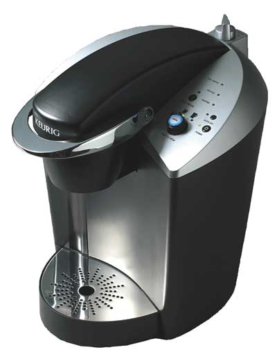 OfficePRO K140 K-Cup Brewer From Keurig
