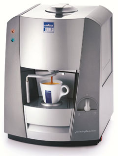 Espresso Famiolia (Deluxe Home Model) From Lavazza BLUE