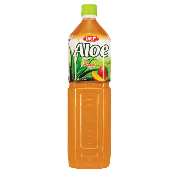 Aloe Mango From OKF 50.7 Oz (1.5 L)