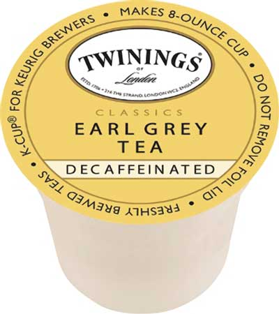 Earl Grey Decaf Tea From Twinings