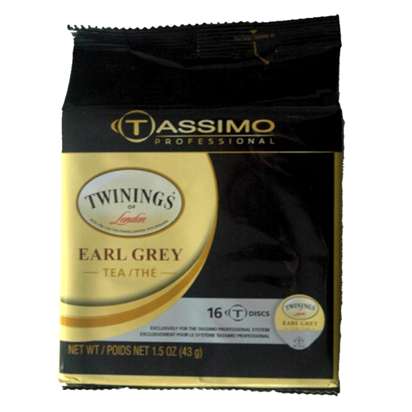 Earl Grey Tassimo T-Discs From Twinings