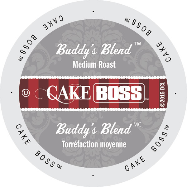 Buddy's Blend From Cake Boss Coffee