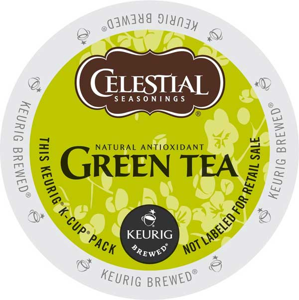 Green Tea From Celestial Seasonings