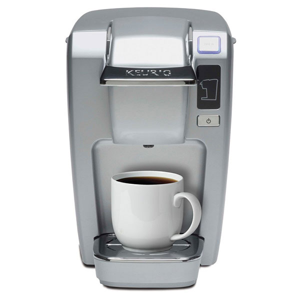 Compact K-Cup Brewer (K15 Platinum) From Keurig