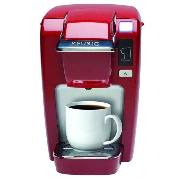 Compact K-Cup Brewer (K15 Red) From Keurig