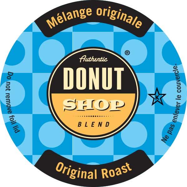 Original Roast From Authentic Donut Shop