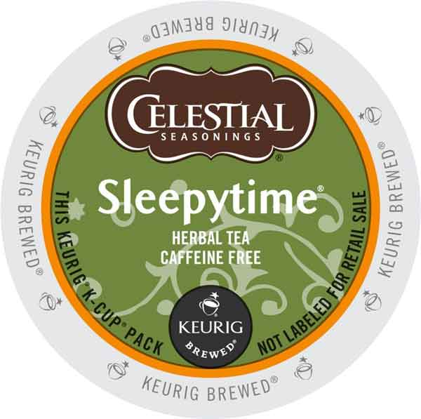 Sleepytime Herbal Tea From Celestial Seasonings