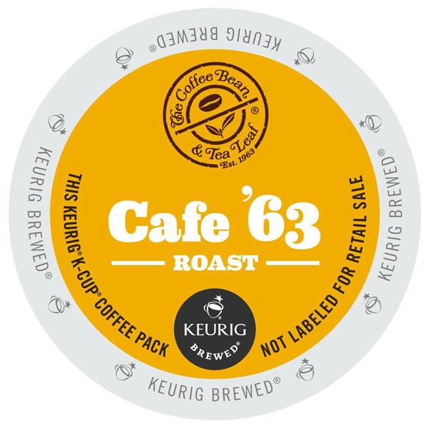 Café '63 Roast From CB&TL