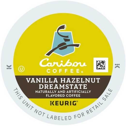 Vanilla Hazelnut Dreamstate From Caribou Coffee