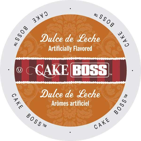 Dulce De Leche From Cake Boss Coffee