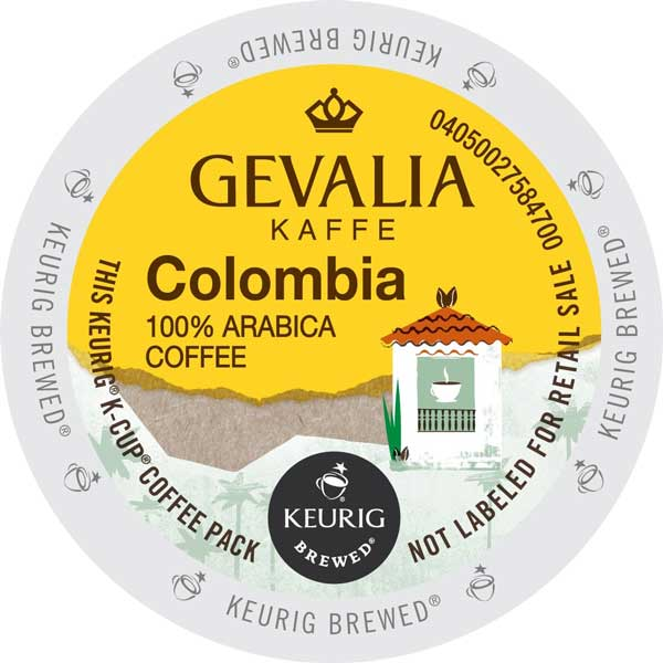 Colombia From Gevalia