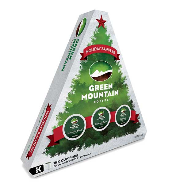 Holiday Gift Pack From Green Mountain