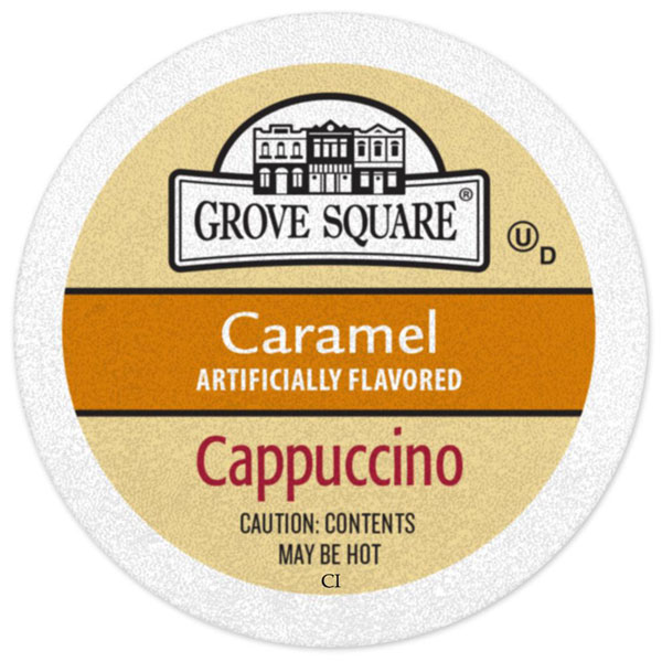 Caramel Cappuccino From Grove Square