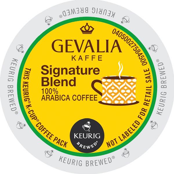 Signature Blend 100% Arabica From Gevalia