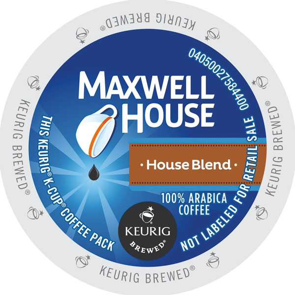 House Blend From Maxwell House