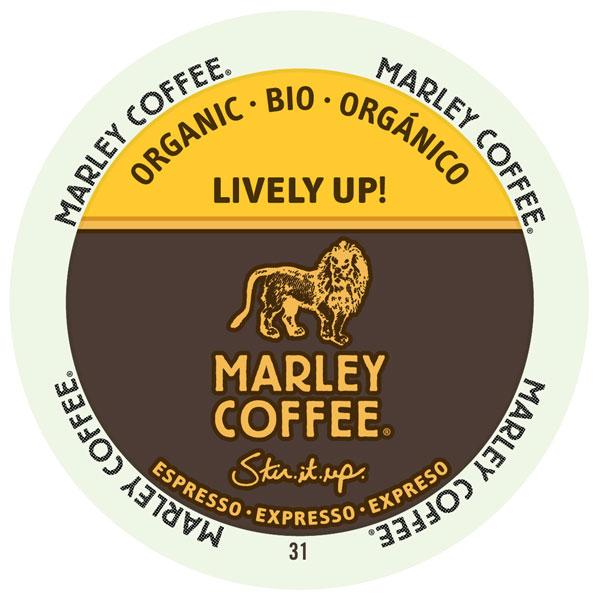 Lively Up! Espresso Blend