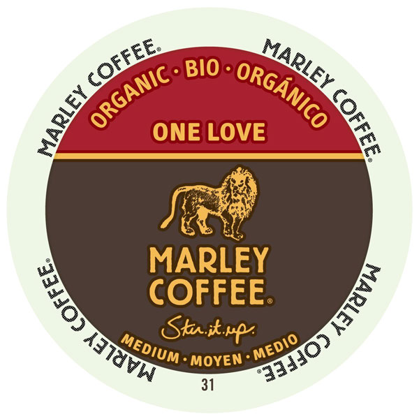 One Love By Marley Coffee