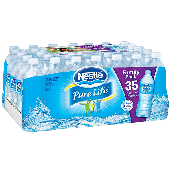 Pure Life® Purified Water (Family Pack) From Nestle
