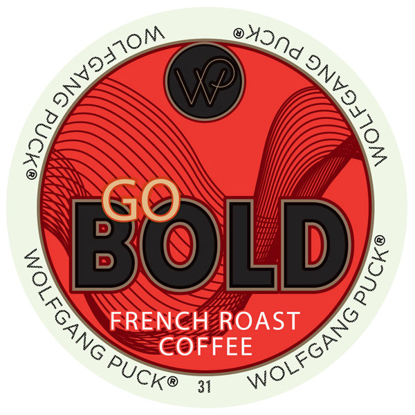 GO BOLD By Wolfgang Puck