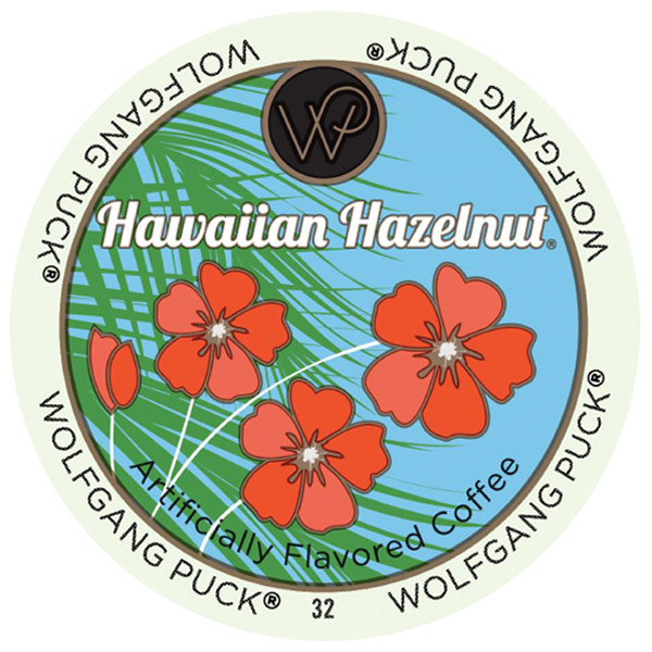 Hawaiian Hazelnut By Wolfgang Puck