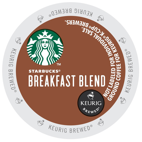 Breakfast Blend From Starbucks