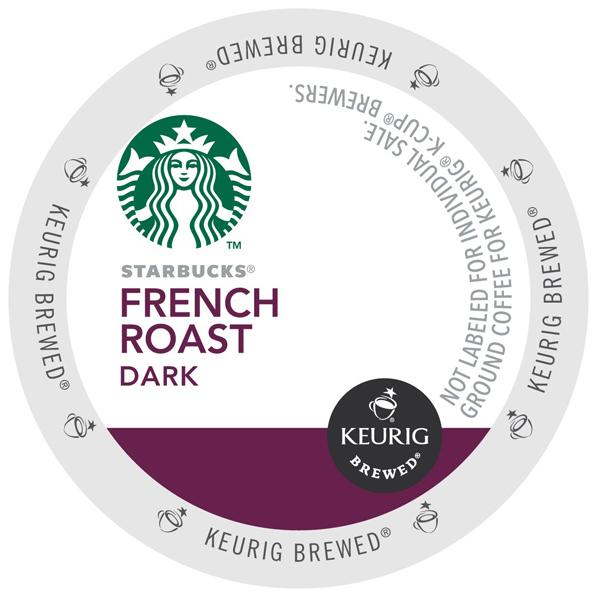 French Roast From Starbucks