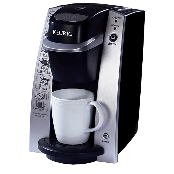 Hospitality In-Room K-Cup Brewer (K130) From Keurig