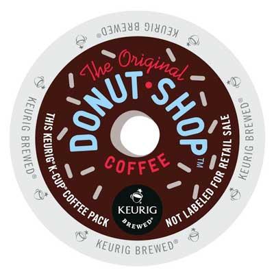 The Original Donut Shop Coffee From The Original Donut Shop