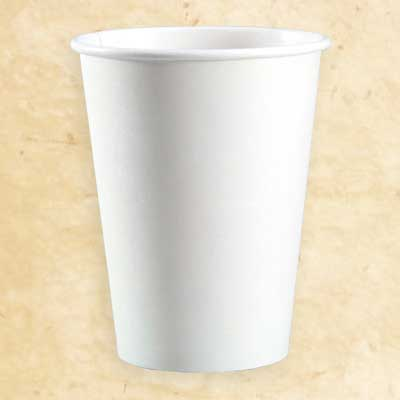 Cups, Paper: 12 Ounce (sleeve Of 50)