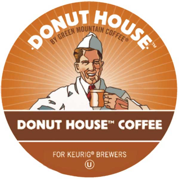 Donut House Coffee From Donut House™