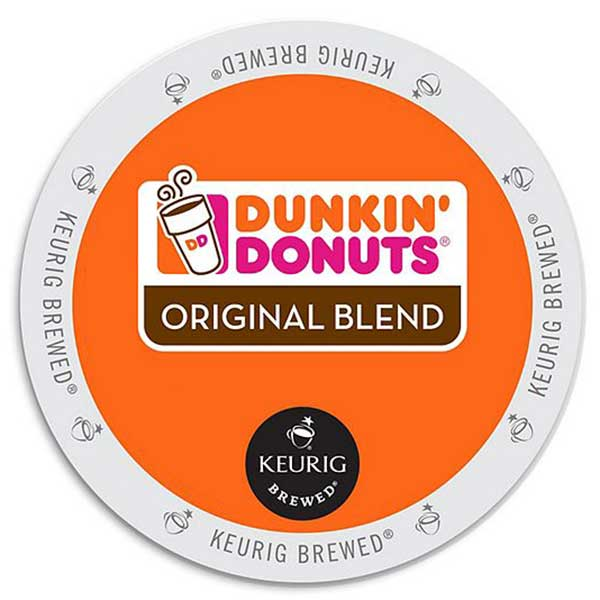 Original Blend From Dunkin' Donuts
