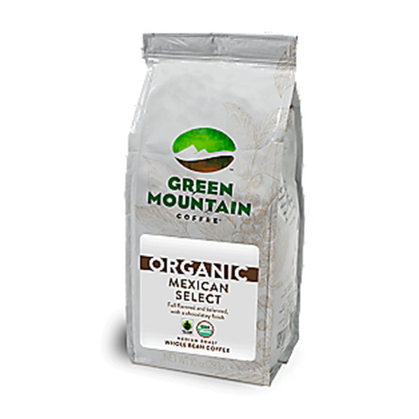 Organic Mexican Select From Green Mountain (whole Beans)