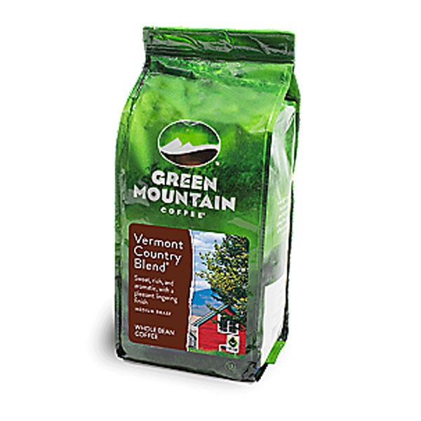 Vermont Country Blend From Green Mountain (whole Beans)