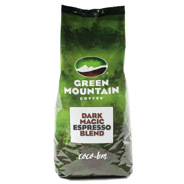 Dark Magic Espresso Blend From Green Mountain (4 Lb. Beans)