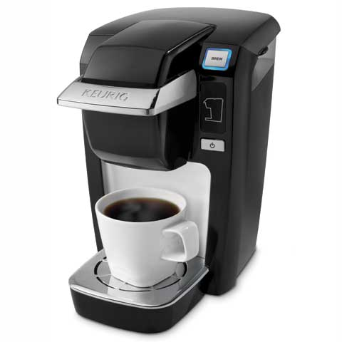 MINI Plus K10 K-Cup Brewer (Black) From Keurig