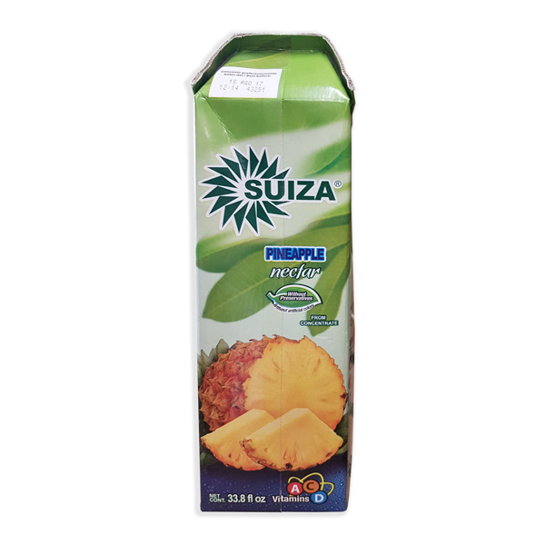 Pineapple Nectar From Suiza