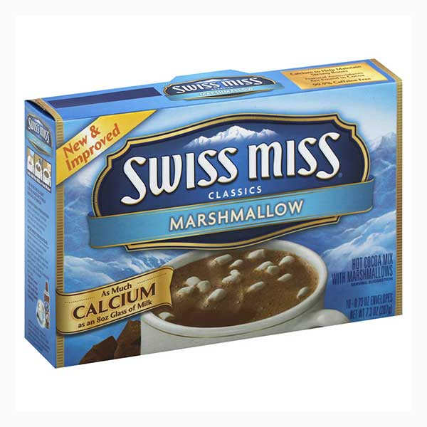 Classic Marshmallow Hot Cocoa From Swiss Miss