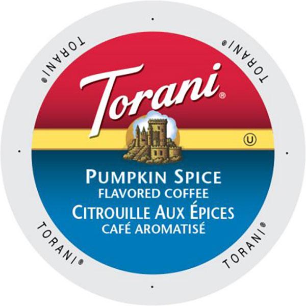 Pumpkin Spice From Torani