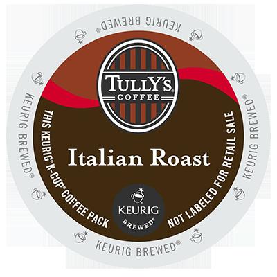 Italian Roast Extra Bold From Tully's