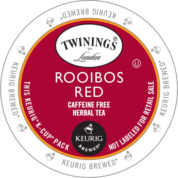 African Rooibos Red Tea From Twinings