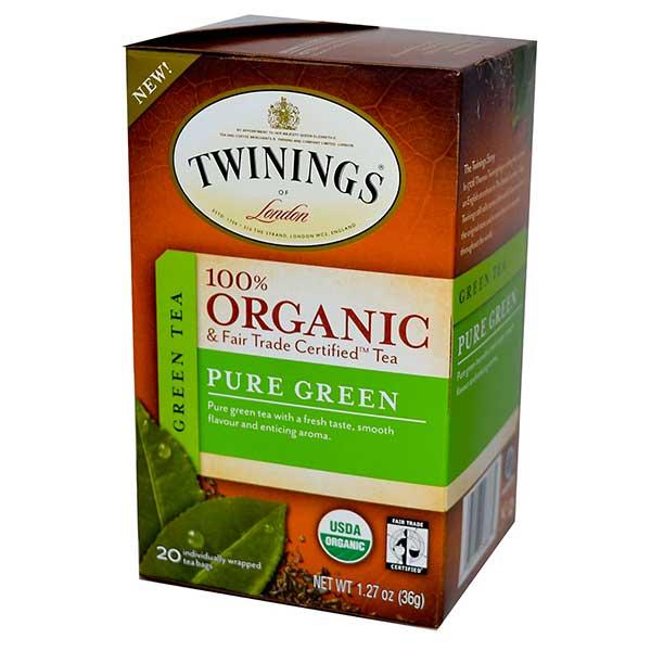 Green Organic Tea From Twinings
